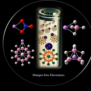 Superhalogens Could Yield Less-Toxic Lithium-Ion Batteries