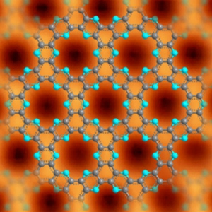 New 2D material challenges graphene