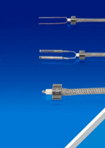 In-Vacuum Duplex Shielded Thermocouple Cables .030 [0.76] Dia Conductor