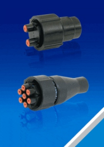 High Voltage 12kV Air Side Plug: 2, 4 or 7 Pin