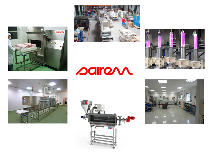 Sairem Microwave Equipment