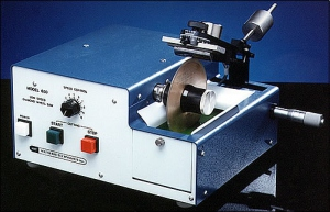 MODEL 650 - Low Speed Diamond Wheel Saw
