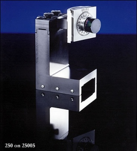 MODEL 250 - 2-Axis Goniometer