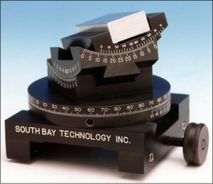 MODEL 260 - 3-axis Goniometer