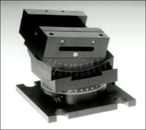 MODEL 265 - 3-axis Goniometer