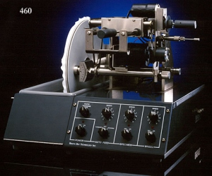MODEL 460 Automatic Electrolytic Crystal Polisher