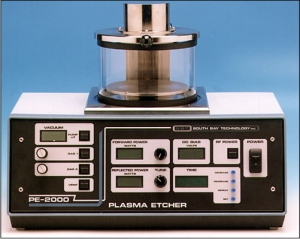 MODEL PE2000 - Plasma Etcher