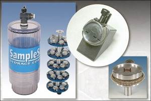 FIB Fortress™ Holder / Modified Fortress™ Holder / Thing-A-Ma-Jug™ Cryogen Gas Supply