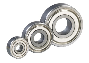 Vacuum Ball Bearings