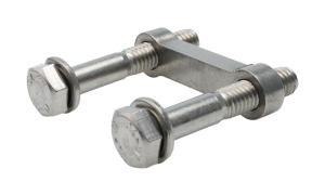 Hexagonal Bolts with Duo Nuts
