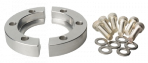 Bulkhead Clamp with Inch Screws