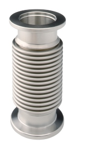 ISO-KF Bellows & Hoses with Flanges