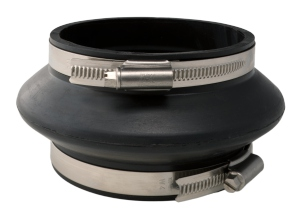 Sleeve with Hose Clamp