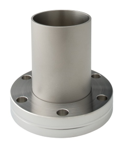 Flange with Tube Rotatable Stainless Steel 304L