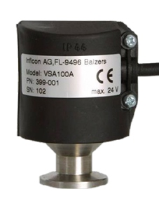 VSA100A differential to ambient