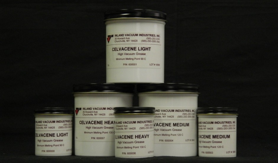 Celvacene High Vacuum Grease