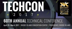 SVC TechCon 2017 - 60th Annual Technical Conference